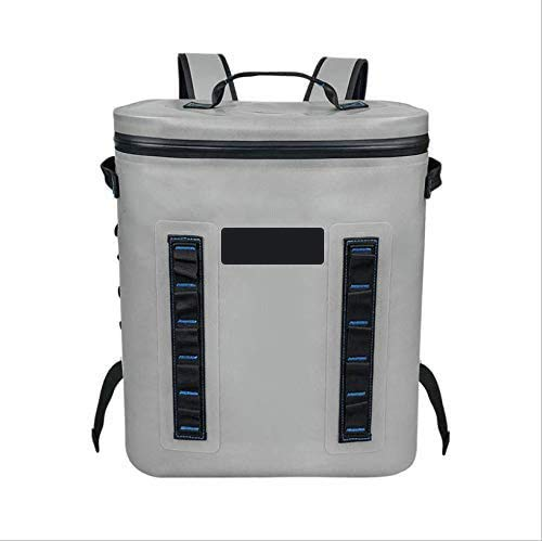 ETE ETMATE Portable 30 Can Insulated Cooler Backpack, 3 Days Ice Life Leakproof Cooler Bag, Waterproof, Dustproof Portable Soft Cooler Bag, for Camping, Fishing, Party, Outdoor Adventure