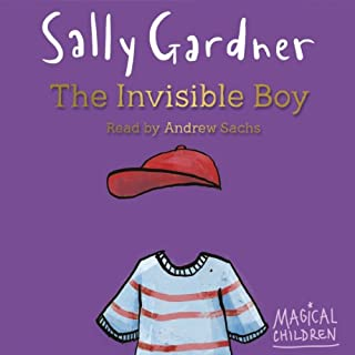 The Invisible Boy cover art