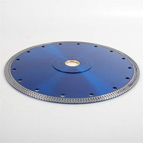 NIANZAI Hongfubang Disco de corte de azulejos hoja de sierra para azulejos de cerámica de porcelana, 115/125/180/230 mm, hoja de corte de diamante (180 mm)