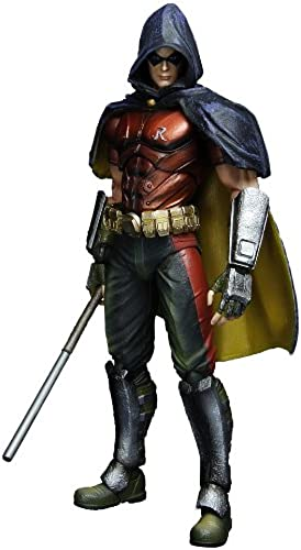 compras online de deportes Batman Arkham City - Figura Play Arts Kai Robin Robin Robin  varios tamaños