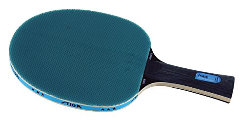 Best Buy! STIGA Pure Color Advance Table Tennis Racket, Blue