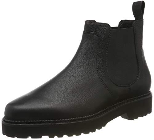 Sioux Damen Velisca-713 Chelsea Boots, Schwarz (Schwarz 000), 40 EU