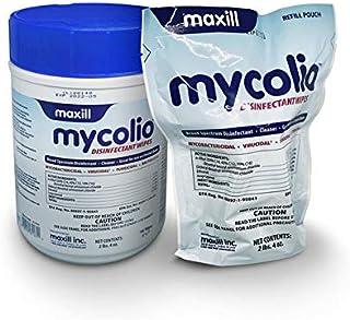 Mycolio Hospital Grade Disinfectant Wipes - 6