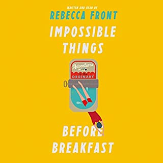 Impossible Things Before Breakfast cover art