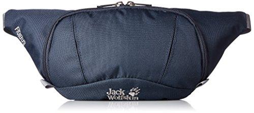 Jack Wolfskin Gürteltasche Fidibus, night blue, 15 x 33 x 9 cm, 1 Liter