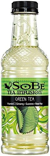 SOBE Elixir, Green Tea, 20 fl oz. bottles (12 Pack)
