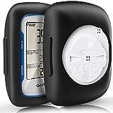 TUSITA Custodia per GarminEdge200 500 - Cover protettiva in silicone per pelle - Accessori per GPS Bike Computer
