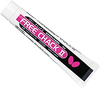 Butterfly Table Tennis Racket Glue Free Chack II - 20ml - Great for Assembling Rackets with Tenergy Rubber