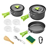 10 Best Backpacking Cookware Sets