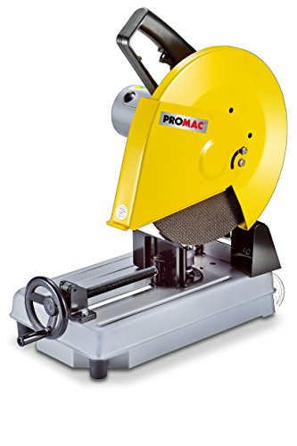 Promac 308C Metalltrennsäge mit Trennscheibe, 230V, 2.2kW, Schnittkapazität Durchmesser 120 mm