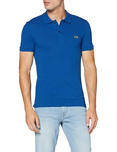 Lacoste PH4012 Camisa de Polo, Azul (Electrique), XXL para H