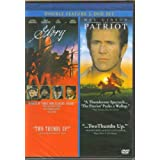 Glory/The Patriot (Double Feature)【DVD】 [並行輸入品]