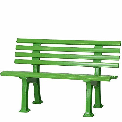 BLOME-TIL. 50927 Ibiza Bank, apfelgrün, 54 x 120 x 74 cm
