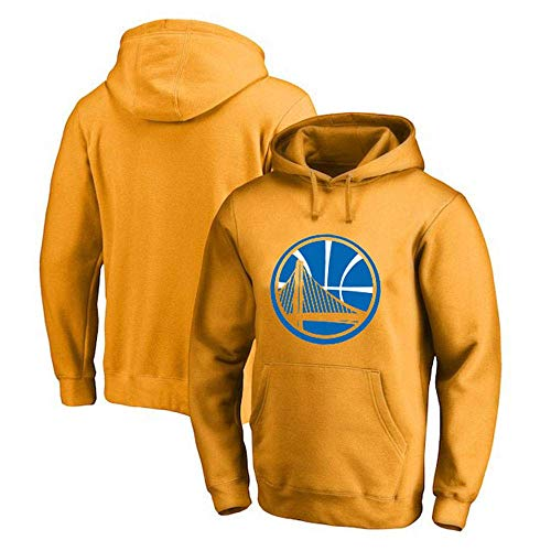 JAG Herren Frauen Basketball Hoodie NBA Golden State Warriors Jersey Kapuzenpullover Loose Basketball Sweatshirt T-Shirt