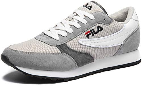 FILA Orbit Jogger N Low Monument - Pantalón deportivo (talla UE), color Gris, talla 41 EU