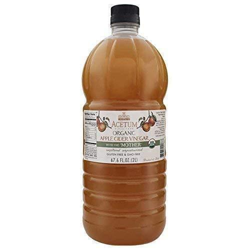 Vinagre Sidra de Manzana 2L con la Madre