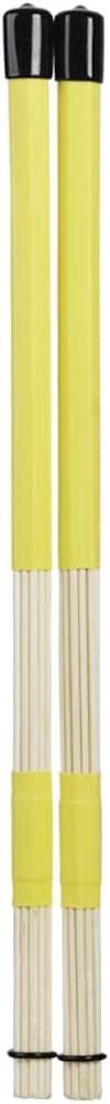 New life Baosity Exquisite 2Pcs Wooden Drum Rod Cajon Brushes Sale price Jazz Dr for
