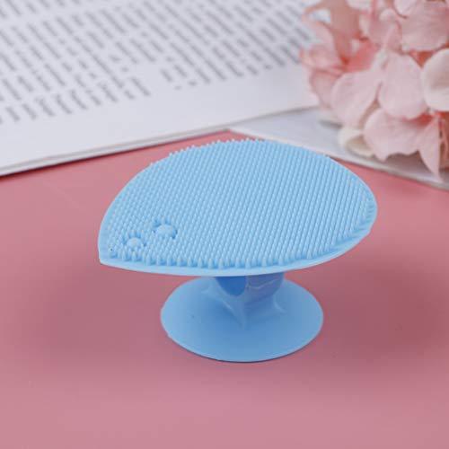 1 x Silikon Waschpad Gesichtsreinigungsgeräte & Bürsten, Peeling-Mitesser-Gesichtsreinigungsbürste, Gesichtspflege, Make-up-Tools für die Dusche
