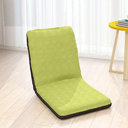 YQQ-sofa Perezoso Floor Gaming Chair Piso Plegable Gaming Lounge Sofa Silla 5 Posiciones Ajustable Sofa De Piso for Dormitorio Sala Los 40x40x40cm (Color : D)