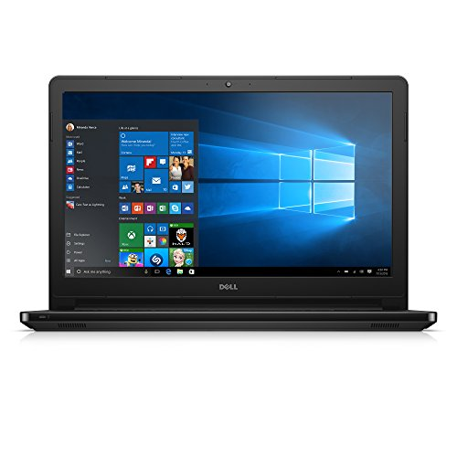 Dell Inspiron i5555-1428BLK 15.6 Inch Touchscreen Laptop (AMD A8, 6 GB RAM, 1 TB HDD, Black Gloss)