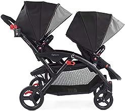 Contours - Options - Tandem Double Stroller - Black/Grey