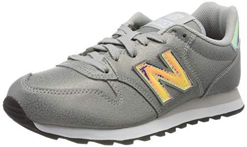 New Balance Damen 500 Sneaker, Grau (GW500HGZ), 43 EU