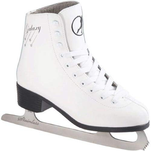 SFR Galaxy Retro Schlittschuhe weiß Damen white, 29 (UK 11J)