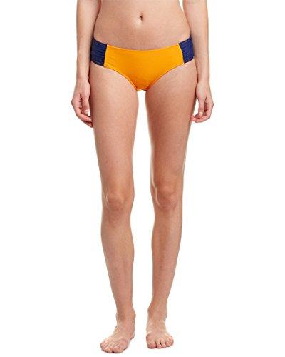Cabana Life Women's Orange Drive Bikini Bottom, X-Large