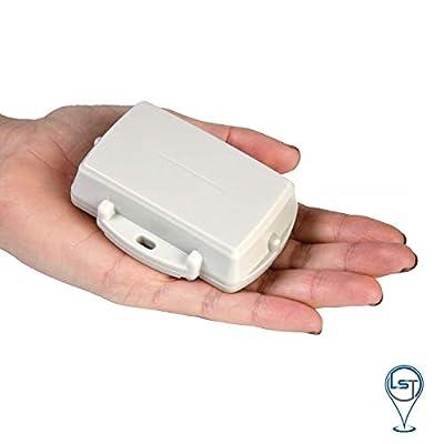 Yabby GPS - 3 Year Battery Powered GNSS Tracker | Small, Waterproof, Hidden GPS Tracker