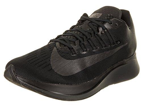Nike Zoom Fly, Scarpe da Trail Running Uomo, Nero (Black/Black/Anthracite 003), 41 EU