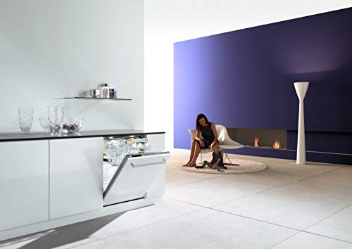 Miele G7312 SC Freestanding Dishwasher With Auto Dose and AutoOpen Drying, WiFi Connected, 14 Place Settings, White