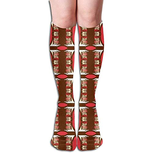 ulxjll Stocking Hay June Frauen Kniestrümpfe Lange Socken Compression Athletic Socks Tube Socks 50Cm