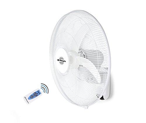 Orbegozo WF 0245 – El mejor ventilador de pared potente