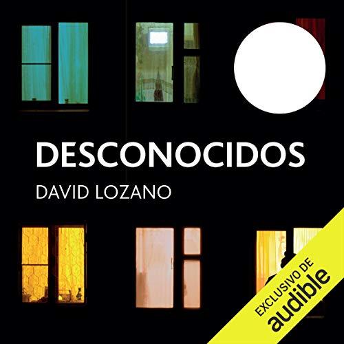 Diseño de la portada del título Desconocidos