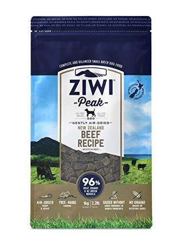 Ziwi Peak Air-Dried Beef Recipe Dog Food (2.2lb), ZCDB1000PUC