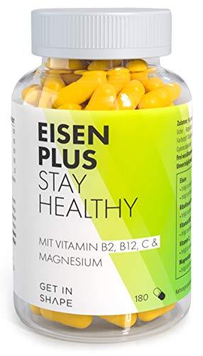 Eisen Plus | Vegan |