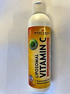Optimized Liposomal Vitamin C 1000 mg Liquid   Sunflower Formula   Made in USA   Professionally DR. FORMULATED   Highest Absorbtion   Immune Support   Non-GMO   Soy-Free   30 Servings