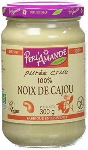 Perl'Amande Purée de Noix de Cajou Bio 300 g
