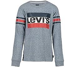 Camiseta Levis B3T Geoffrey L/S TE