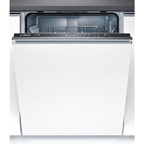 Bosch Serie 2 SMV40D70EU lavavajilla Totalmente integrado 12 cubiertos A+ - Lavavajillas (Totalmente integrado, Tamaño completo (60 cm), White,Not applicable, Acero inoxidable, Botones, 1,75 m)