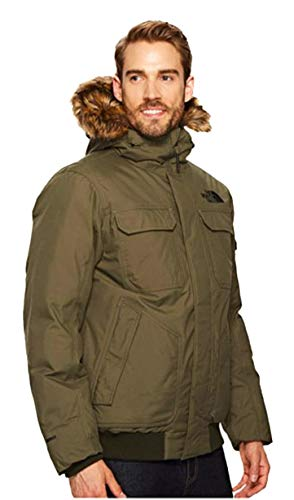 The North Face Men Gotham Jacket -RTO- New Taupe Green XL