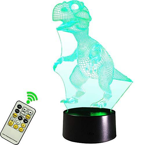 lampe dinosaure