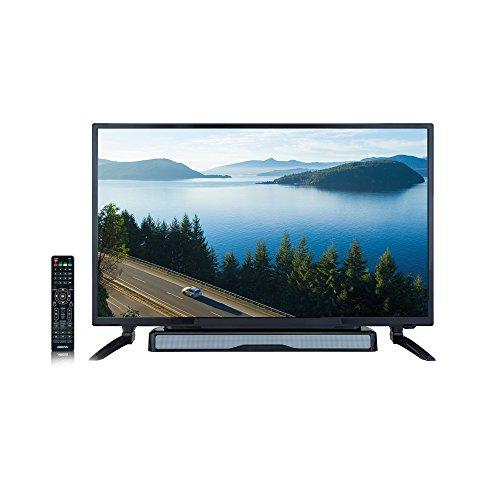 "Buy AXESS TV1704-32 32"" HD TV with External Soundbar Speaker, SD Card, AC Power, HDMI port, Remote..."