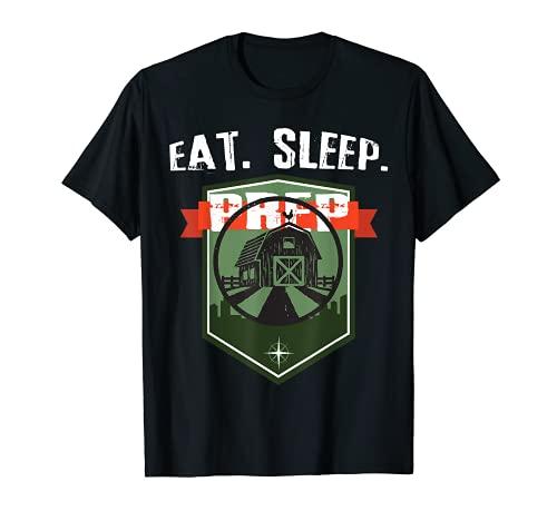 EAT SCHLAF PREP | Prepper T-Shirt