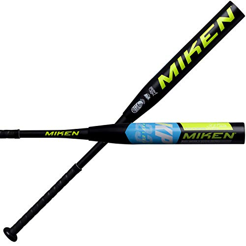 Miken 2020 Kyle Pearson Freak 23 Maxload USSSA Slowpitch Softball Bat, 12 inch Barrel Length, 27 oz