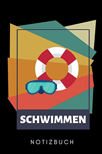 SCHWIMMEN NOTIZBUCH: A5 KALENDER 2020 Schwimmen Geschenke | Trainingsplan | Schwimmtraining | Triathlon | Training | Schwimmer Geschenkidee | Schwimm Buch | Sportler