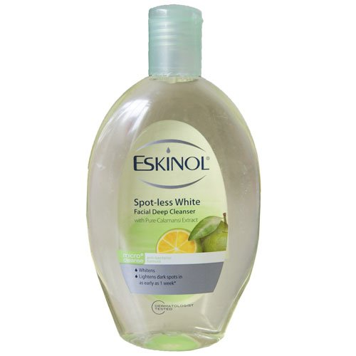 Eskinol Naturals Calamansi Facial Cleanser 7.6 Oz - 225 ml Bottle by Sara Lee Philippines, Inc. [Beauty] (English Manual)