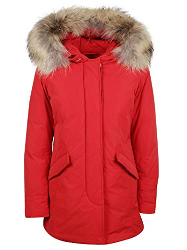 WOOLRICH Luxury Fashion Donna WWCPS2833UT05735059 Rosso Giacca Outerwear | Autunno Inverno 19