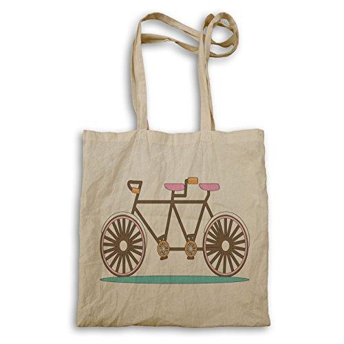Joli Vélo Deux Places Sac à main r437r
