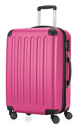 Hauptstadtkoffer  magenta rosa, 4.1 Liter
